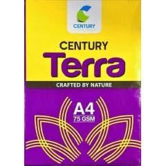 A4 Copier Paper Century Tera 75 Gsm