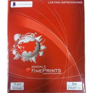 A4 Paper Bindal 75