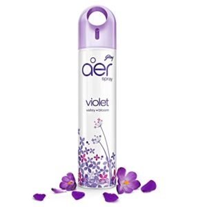 Godrej aer Spray,Violet Valley Bloom (240 ml)