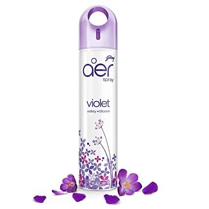 Godrej aer Spray,Violet Valley Bloom (240 ml)