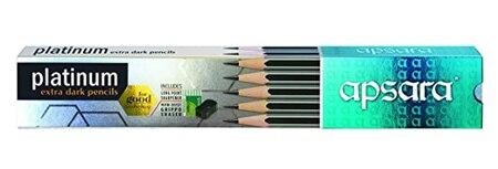 Apsara Platinum Extra dark Pencil