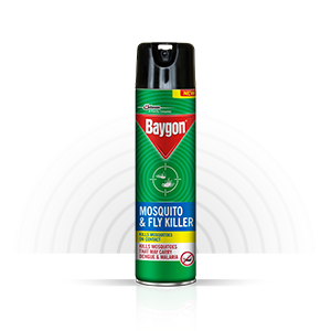 BAYGON INSECT FIK LIME 400 ml