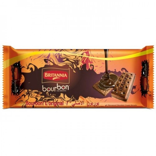 Britannia Bourbon treat 150g