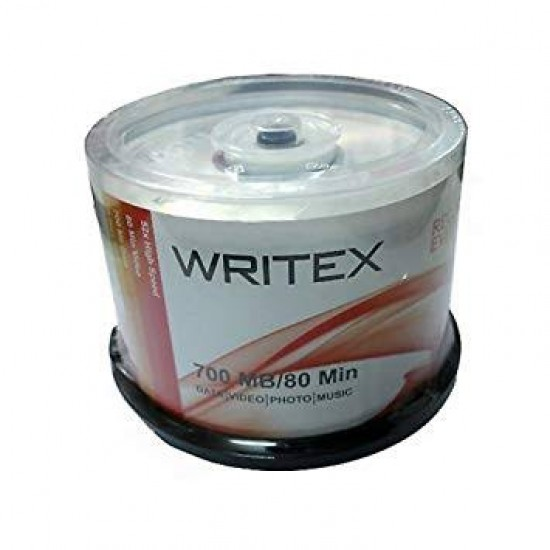 CDR 700 MB writex