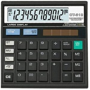 Calculator CT 512