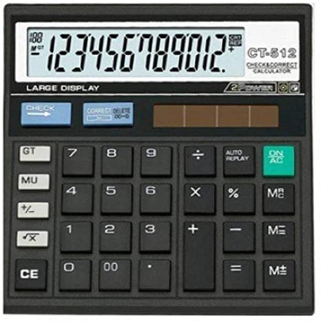 Calculator CT 512