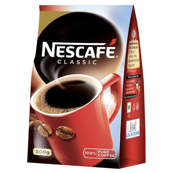 Coffee Nescafe pouch 500 Gm