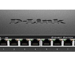 D-Link- 8 Port