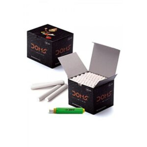 DOMS WHITE CHALK DUSTLESS