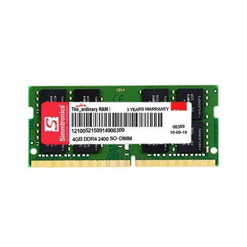 Dell latitude for Laptop DDR4 RAM (Simtronics)