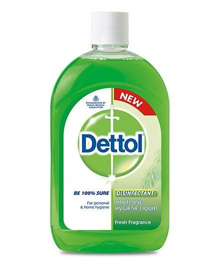 DETTOL MULTIUSE HYGIENE LIQ 500 ml