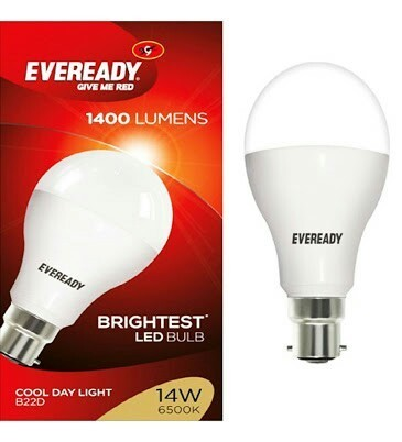 EVEREADY LED BULB 14W - 6500K