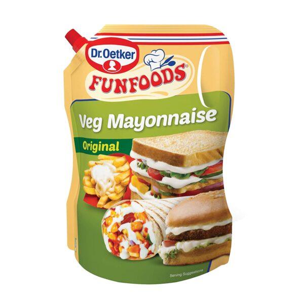 FUN FOOD VEG MAYONNAISE 1 kg