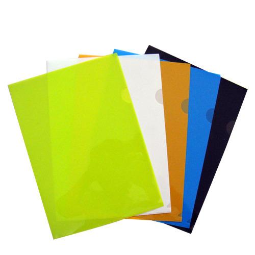 Folder L Shape