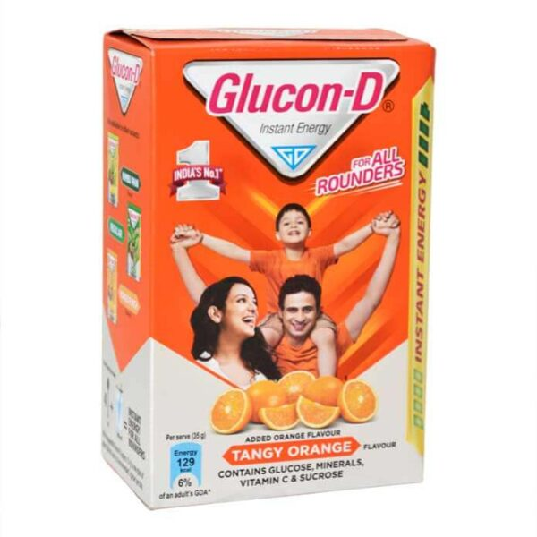GLUCON D ORANGE 1 kg REFILL