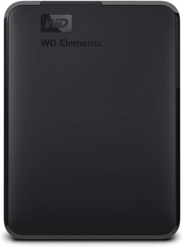Hard Disc 2TB Extarnal (For Laptop) WD