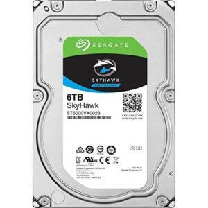 Hard Disk 6TB Internal (Seagate)