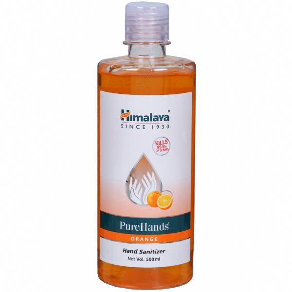 Himalya pure Handsanitizer orange 500ml