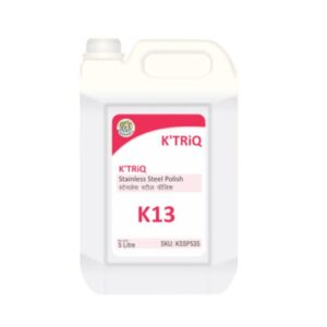 K-13 Stainless Steel Polish 5ltr