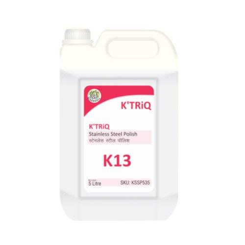 K-13 Stainless Steel Polish 5ltr