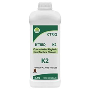 K-2 Hygienic Surface Cleaner Concentrate 1ltr