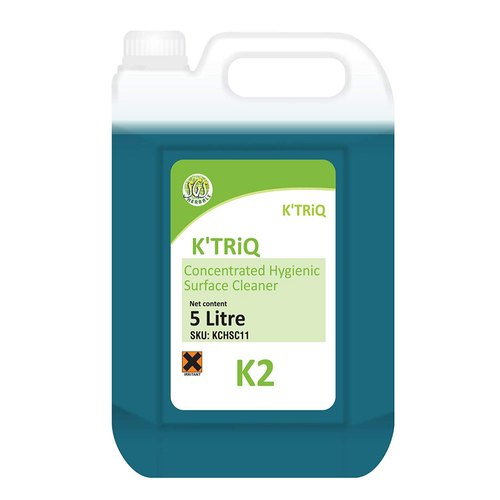 K-2 Hygienic Surface Cleaner Concentrate