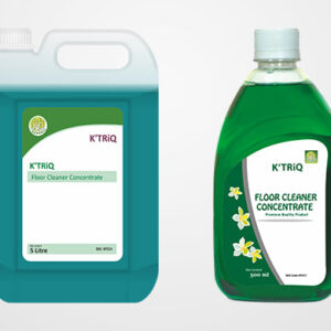K-7 K'TRiQ Swirls -Concentrated Floor Cleaner