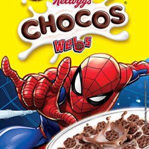 KELLOGGS CHOCOS WEBS 1 kg