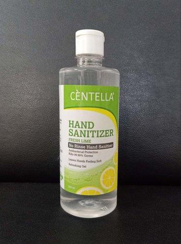 CENTELLA Hand Sanitizer 70%-Fresh Lime Gel