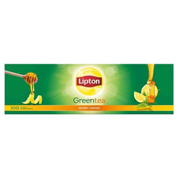 LIPTON GRN TEA LEMON ZEST25'S TB