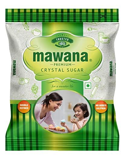 Mawana Premium Crystal Sugar 1 kg