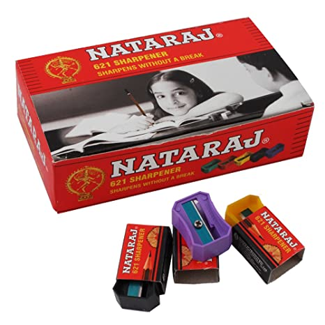 NATARAJ 621 SHARPENER Pack of 20