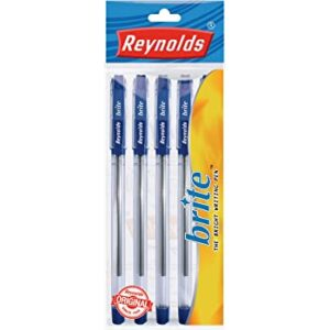 Rorito Fyro Ball Point Pen - Pack of 5 (Blue)