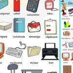 office stationery items list