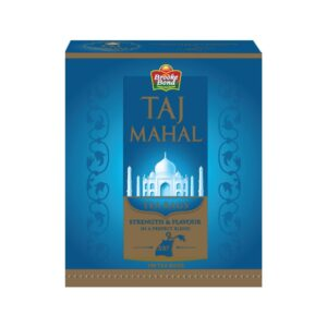 Taj Mahal Tea Bags 100'S Black