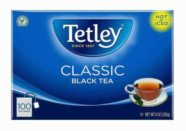Tea Bags Tetley