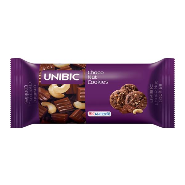 UNIBIC CHOCONUT COOKIES 75g