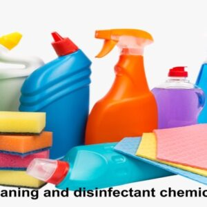 Claim Your Cleaning Chemicals