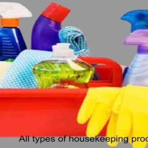 housekeeping product slider