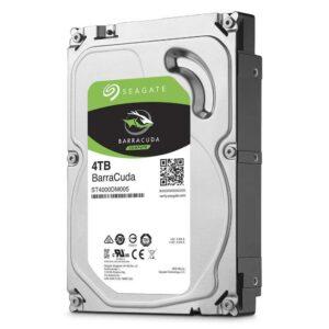 Hard Disk 4TB Internal (Seagate)