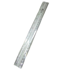 10 piece(Natraj) Plastic star Scale