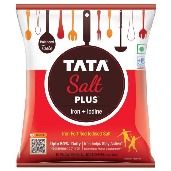 Tata Salt Plus, 1kg