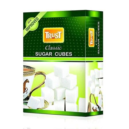 trust sugar cube