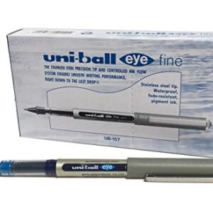 uni- ball eye fine pen