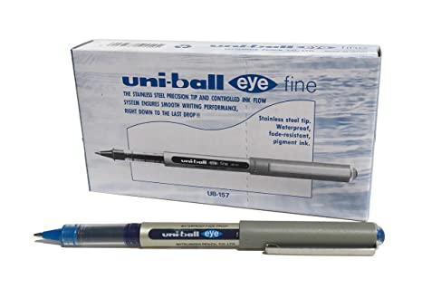 uni- ball eye fine pen