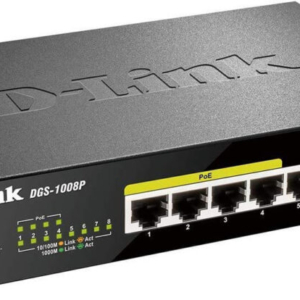 D-Link Switch (POE) ...